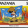 Cactus-Tanzania 1991