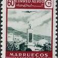 Cactus-Spanish morocco 1953